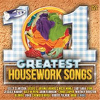 Various Artists - 101 Greatest Housework Songs 5CD