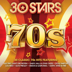 Various Artists - 30 Stars: 70s 2CD