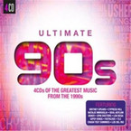 Various Artists - Ultimate 90s 4CD
