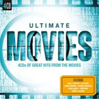 Various Artists - Ultimate Movies 4CD