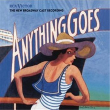 The New Broadway Cast Recording - Anything Goes CD