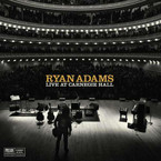 Ryan Adams - 10 Songs Live From Carnegie Hall CD