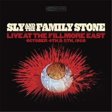 Sly And The Family Stone - Live At The Fillmore East (October 4th & 5th, 1968) 4CD