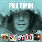 Paul Simon - Original Album Classics 5CD