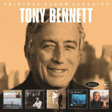 Tony Bennett - Original Album Classics 5CD