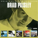 Brad Paisley - Original Album Classics 5CD
