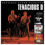 Tenacious D - Original Album Classics 3CD