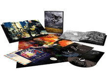 David Gilmour - Rattle That Lock (Deluxe Box Set Edition) CD/DVD