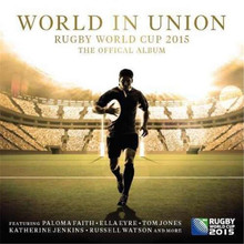 Various Artists - World In Union: Rugby World Cup 2015 CD