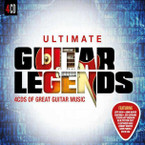 Various Artists - Ultimate... Guitar Legends 4CD