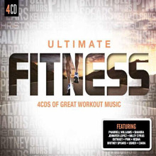 Various Artists - Ultimate... Fitness 4CD