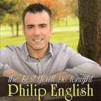 Phillip English - The Best You'll Do Tonight CD