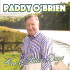 Paddy O'Brien - One Of These Days CD