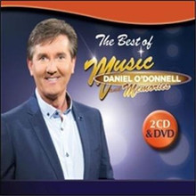 Daniel O'Donnell - The Best Of Music & Memories 2CD/DVD