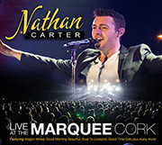 Nathan Carter - Live At The Marquee Cork CD
