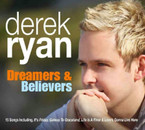 Derek Ryan - Dreamers & Believers CD