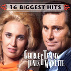 George Jones & Tammy Wynette - 16 Biggest Hits CD