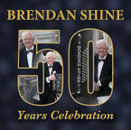 Brendan Shine - 50 Years Celebration 2CD