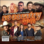 Various Artists - So Country 2016 2CD