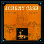 Johnny Cash - Koncert V. Praze: In Prague Live CD