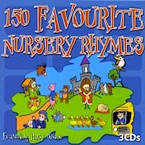 Patsy Biscoe - 150 Favourite Nursery Rhymes 3CD