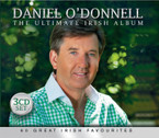 Daniel O'Donnell - The Ultimate Irish Album 3CD