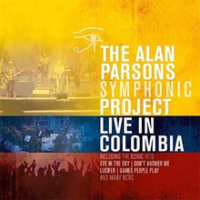 The Alan Parsons Symphonic Project - Live In Colombia 2CD