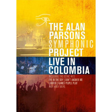 The Alan Parsons Symphonic Project - Live In Colombia DVD