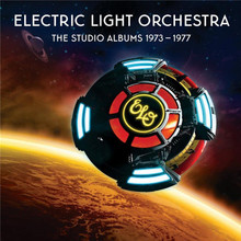 Electric Light Orchestra - Studio Albums 1973-1977 5CD