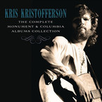 Kris Kristofferson - The Complete Monument & Columbia Album Collection 16CD Box Set