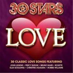 Various Artists - 30 Stars: Love 2CD