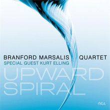 Brandford Marsalis Quartet Ft. Kurt Elling - Upward Spiral CD