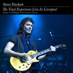 Steve Hackett - The Total Experience Live In Liverpool (Deluxe Edition Pack) 2CD/2DVD