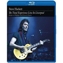 Steve Hackett - The Total Experience Live In Liverpool BLU-RAY