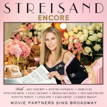 Barbra Streisand - Encore: Movie Partners Sing Broadway (Deluxe Edition) CD