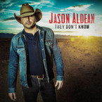 Jason Aldean - They Don't Know CD