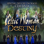 Celtic Woman - Destiny CD/DVD