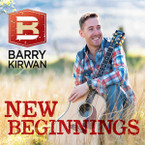 Barry Kirwan - New Beginnings CD
