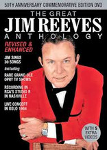 Jim Reeves - The Great Jim Reeves Anthology (50th Anniversary Edition) DVD