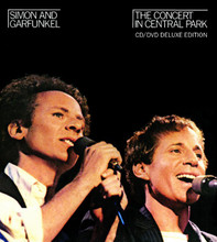 Simon & Garfunkel - The Concert In Central Park (Deluxe Edition) CD/DVD