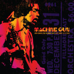 Jimi Hendrix - Machine Gun The Fillmore East 12/31/1969 (First Show) CD