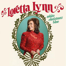 Loretta Lynn - White Christmas Blue CD