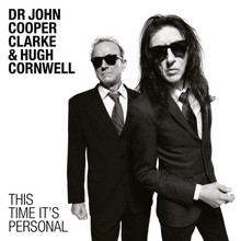 Dr. John Cooper Clarke & Hugh Cornwall  - This Time It's Personal CD
