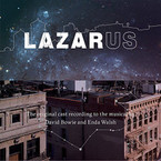 Various Artists - Lazarus (Original Cast Recording To The Musical By David Bowie & Enda Walsh) 2CD