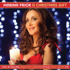 Marina Prior - A Christmas Gift CD/DVD