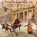 The Piano Guys - Uncharted CD