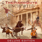 The Piano Guys - Uncharted (Deluxe Edition) CD/DVD