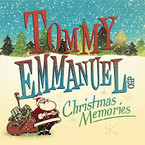 Tommy Emmanuel - Christmas Memories CD