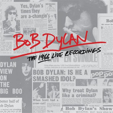 Bob Dylan - The 1966 Live Recordings (Limited Deluxe) 36CD Box-Set