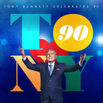 Tony Bennett - Celebrates 90: The Best Is Yet To Come CD
